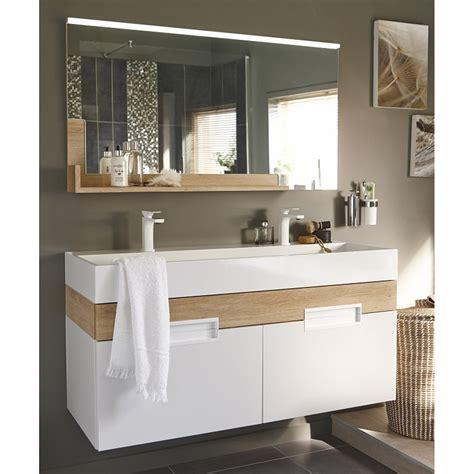 miroir salle bain avec eclairage integre miroir avec 233 clairage int 233 gr 233 miroir de salle de bains leroy merlin bon shopping