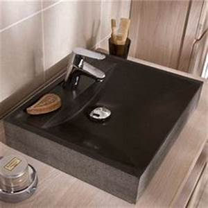 vasque dolmen a poser lapeyre salle de bain pinterest With salle de bain design avec vasque duravit
