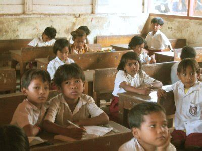 english shared indonesia education system
