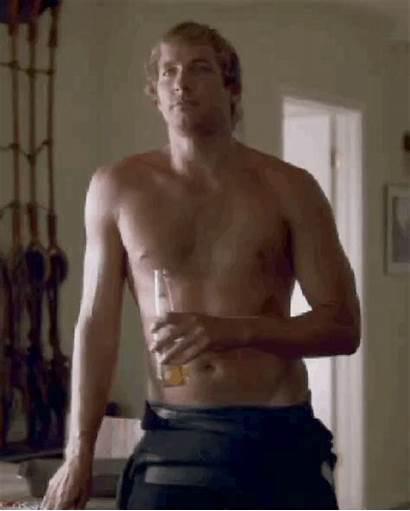 Shirtless Dick Pants Plaid Ryan Hansen He