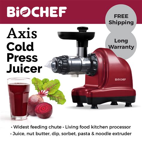 juicer axis wheatgrass biochef cold press celery veg fruit mouth value wide