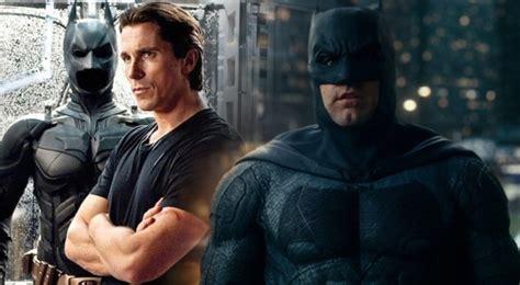 Christian Bale Should Have Come Back Play Batman