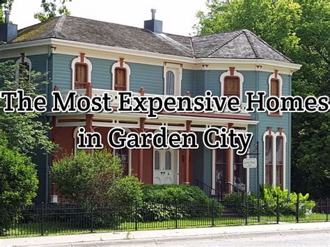 Garden City Ny Local News by The Most Expensive Homes In Garden City Garden City Ny