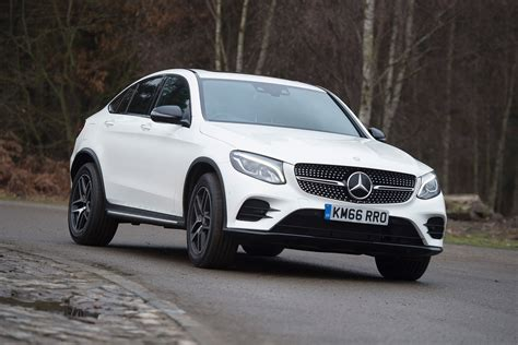 Mercedes Glc Coupe by Mercedes Glc Coupe Review Pictures Auto Express