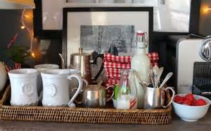 Lovely Things Coffee Station