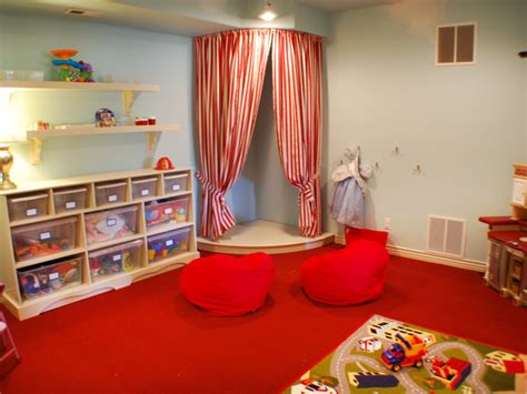 Great Theme And Decor Ideas For Kids Playrooms