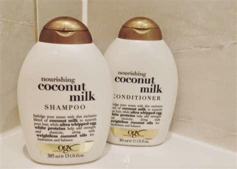 Ogx Nourishing Coconut Milk Shampoo Reviews In Shampoo