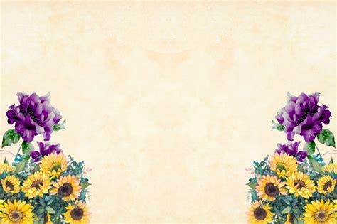 images background watercolor border garden frame