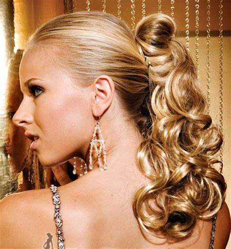 ponytail hairstyles beautiful hairstyles