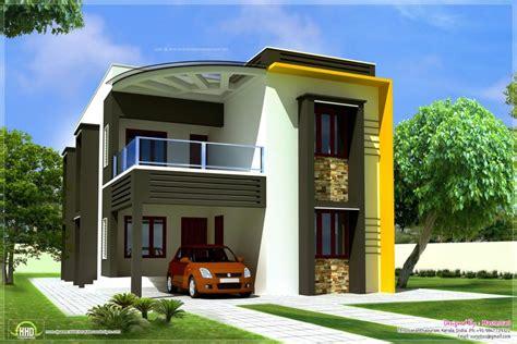 Home Design Front Elevation Modern House Original Home
