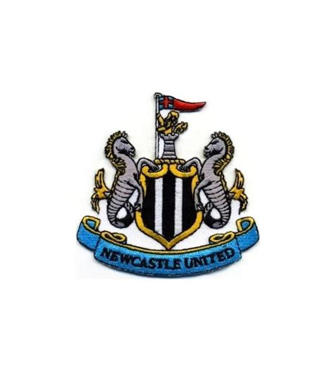 View newcastle united fc scores, fixtures and results for all competitions on the official website of the premier league. Newcastle United FC Crest Patch - A Bit of Home (Canada)