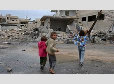 Child abuse on rise in wartorn Syria UN — RT News