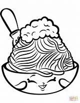 Spaghetti Coloring Shopkin Pages Shopkins Netti Pasta Season Printable Colouring Cartoon Sheets Lovely Chelsea Characters Supercoloring Drawing Pizza Kawaii Pineapple sketch template