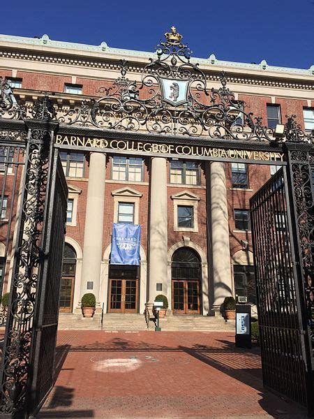 Barnard Class Of 2021  Ivy Coach College Admissions Blog