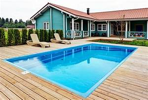 installer une petite piscine coque le luxe est deja With piscine pour petit espace