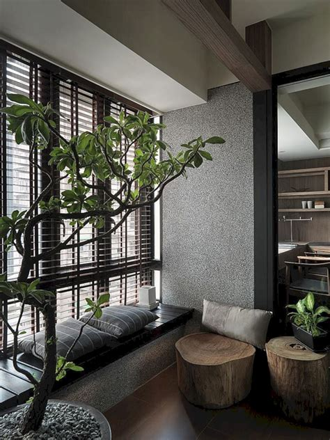 Zen Style Interior Design Living Room 24 Spaces