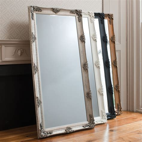floor mirror restoration hardware ideas for leaning floor mirror design 21230