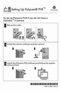 Polycom Pvx Setup Guide