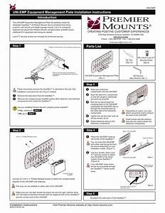 Installation Manual Template