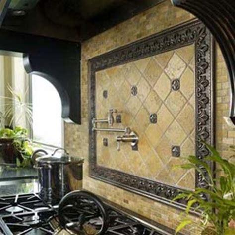 tuscan kitchen backsplash functional and decorative kitchen backsplash
