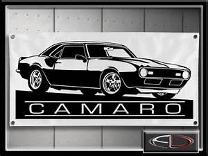 68 Camaro Clip Art  U2013 Cliparts