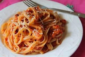 Spaghetti with Tomato Sauce Recipe / Tomato Spaghetti