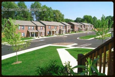 section 8 housing nashville tn low income housing 37205