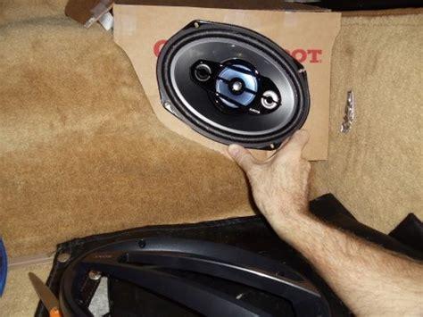 Corvette Rear Speaker by Rear Speaker Mounts For A 1981 Corvette Corvette Forum