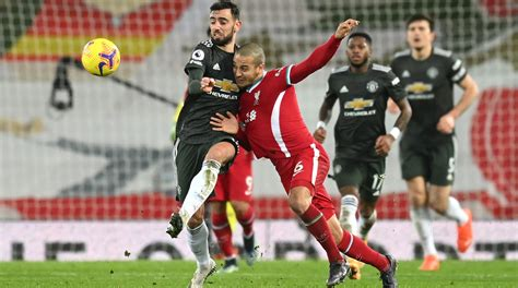 Liverpool, Man United draw leaves tight race in Premier ...