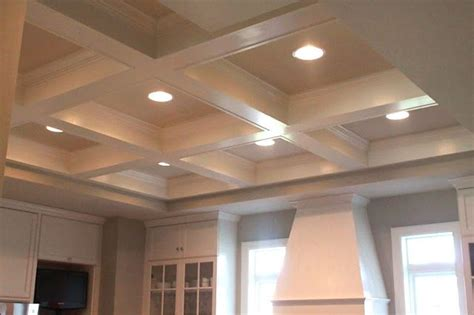 Box Beam Ceiling by Box Beam Ceiling Building A New Home