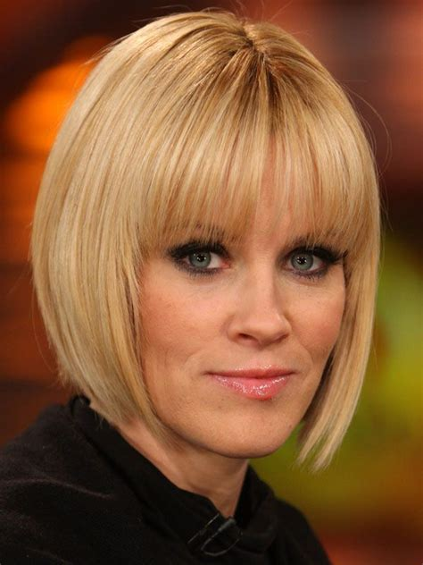 haircuts for the best and worst bangs for shaped faces 3005