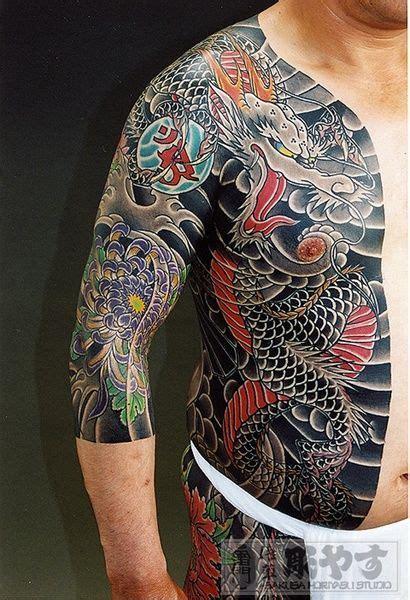 images  japanese yakuza tattoo  pinterest