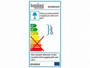 Lampen Wlan Steuerung : luminea home control 2er set wlan led deckenleuchten f r ~ Watch28wear.com Haus und Dekorationen