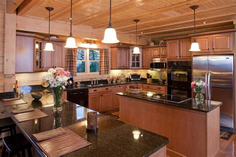 kitchen cabinets maryville tn pictures for custom timber log homes in maryville tn 37801 6215