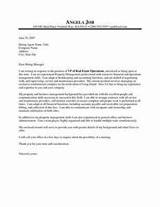 property management cover letter sample guamreviewcom With applying for management position cover letter