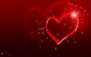 Glittering Heart Wallpapers | HD Wallpapers | ID #6575
