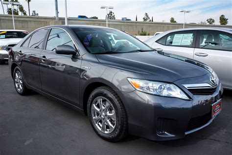 Used Toyota Camry Hybrid by Certified Pre Owned 2011 Toyota Camry Hybrid Hybrid 4dr