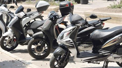 Number Of Motorbikes On The Road Skyrockets