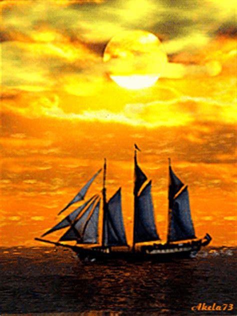 Sailboat Animation by 30 Amazing Animated Yacht Sailing Gifs Best Animations