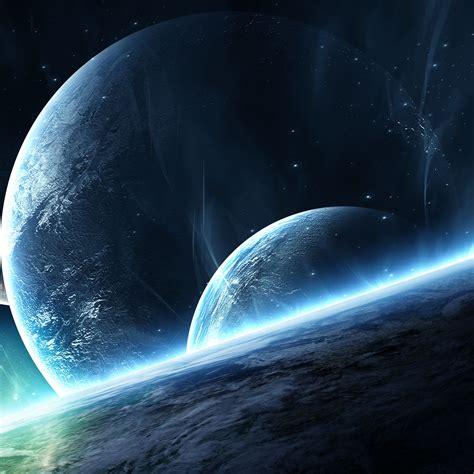 planet space ipad retina wallpaper  iphone