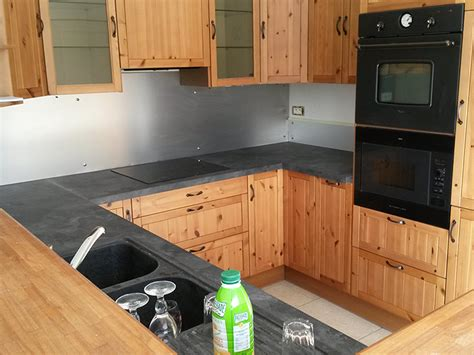 plan de cuisine bois élégance bois artisan créateur cuisine salle de bain