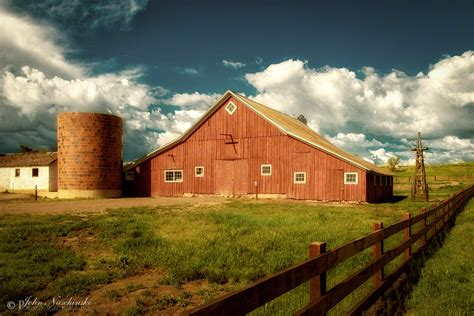 Photos Of Colorado Barn In Parker Co