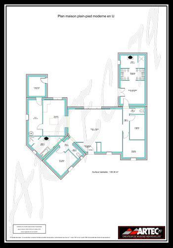 plan de maison plain pied 3 chambres gratuit plans de maisons constructeur deux sèvres