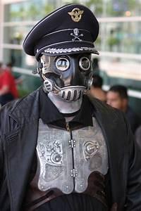 #steampunk Karl Ruprecht Kroenen Cosplay Comic Con San ...