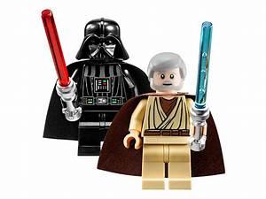 LEGO Star Wars Darth Vader and Obi-Wan Kenobi Watch Bundle ...