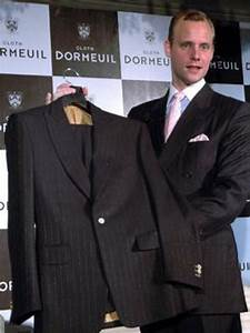 Dormeuil Vanquish II | Price: $95,319. The UK based ...