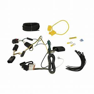 Rugged Ridge 17275 04 Trailer Wiring Harness  18