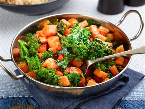 butternut squash and kale stir fry recipe ree drummond