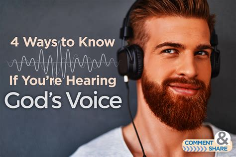 ways    youre hearing gods voice kenneth
