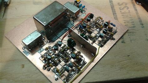 n6qw transceiver radio brew transceivers ham filter projects transmitter pete juliano receiver kit